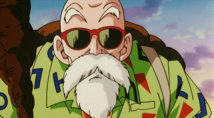 Anime Beard: Top 5 Lessons From Master Roshi ::Brian's Mad Ideas